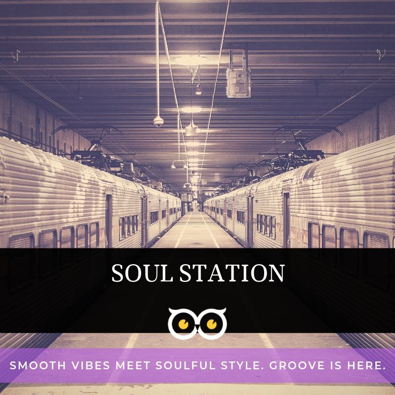 Soul Station real smooth vibes